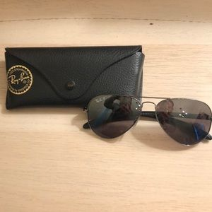 Aviator rayban sunglasses